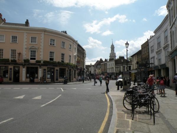 Greenwich Church Street Shops Shops Pubs Bars